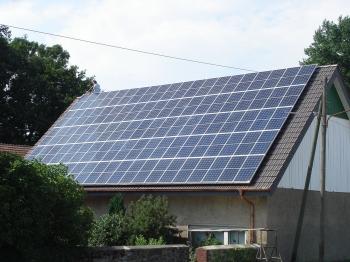 Photovoltaik Anlage in Löhne Bild 3